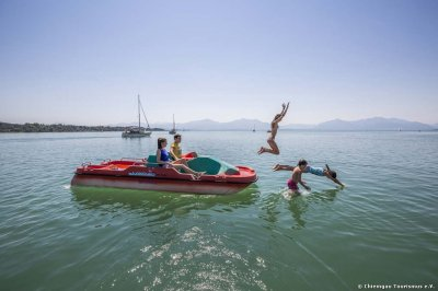 Spass am See - Ciemsee Tourismus e.V.